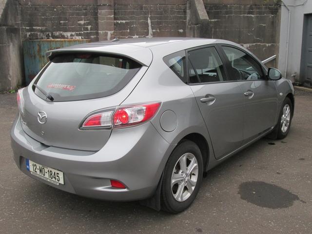 2012 Mazda Mazda3 1 6D EXECUTIVE, Price: €POA 1 6