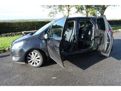 Image 8 for Opel Meriva Wheelchair Accessible