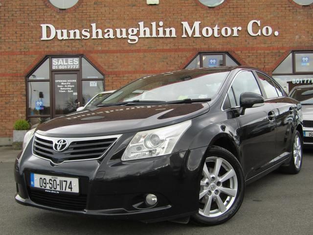 94d825b5e61 2009 Toyota Avensis OVERMOUNT 2.0 D4D, Price: €4,450 2.0 Diesel for ...