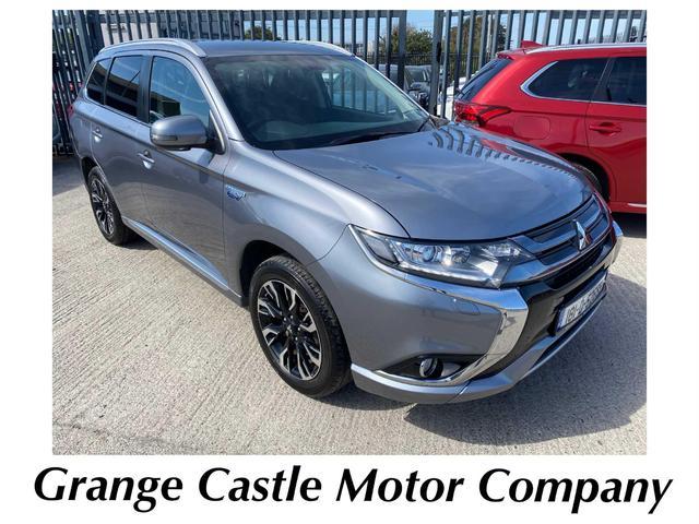 2018 Mitsubishi Outlander PHEV 2.0 3H AUTOMATIC HYBRID CAMERA