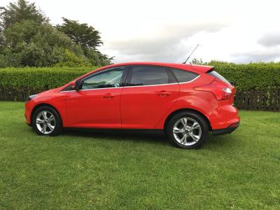 Image 5 for Ford Focus 1.6 TDCI Zetec ECO S/S 113BHP 5DR