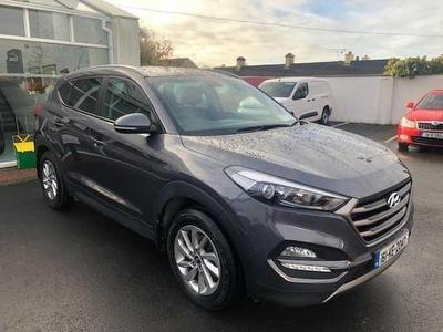 Photos of 2016 Hyundai TUCSON 1.7L Manual