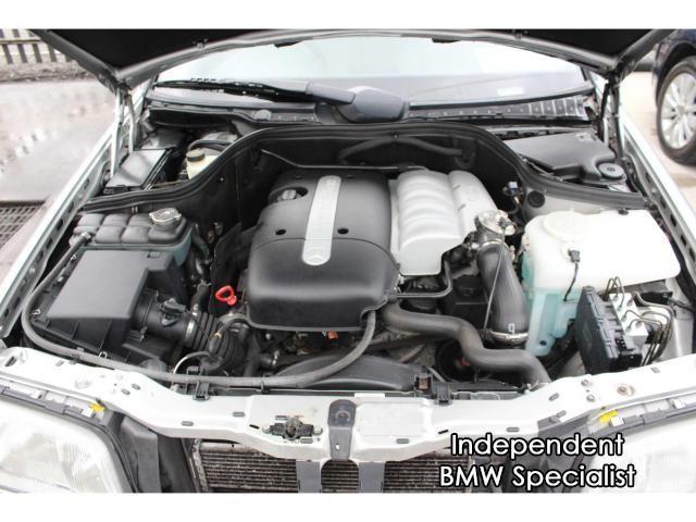 2000 Mercedes-Benz 180 MERCEDES C220 CDI - AUTOMATIC - LOW MILES - 1