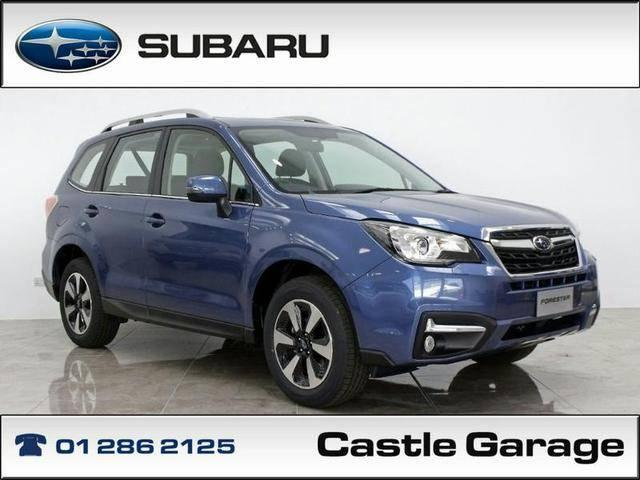 2019 191 Subaru Forester Xe Cvt With Eyesight All Wheel Drive