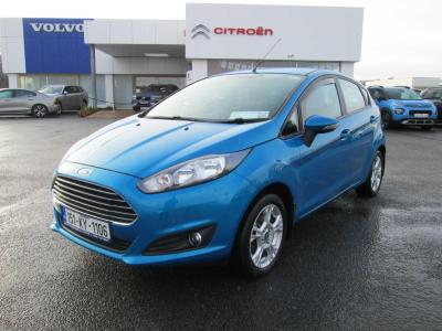 Photos of 2015 Ford FIESTA 1.2L Manual