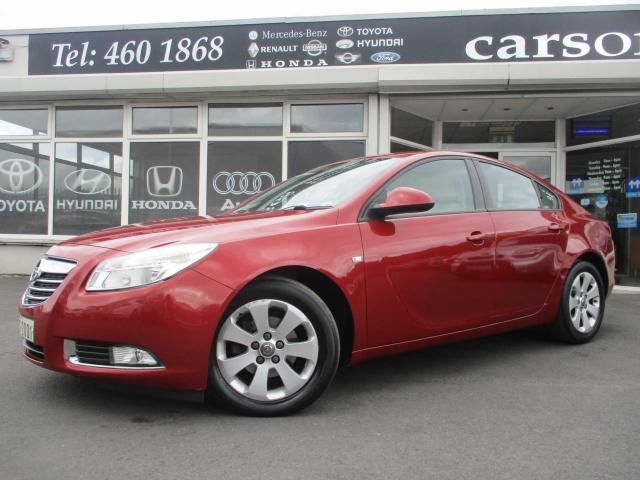 Cars Online Ie 2011 Opel Insignia