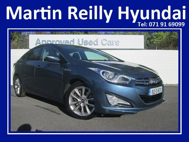 2015 Hyundai i40 1.7 CRDI EXECUTIVE