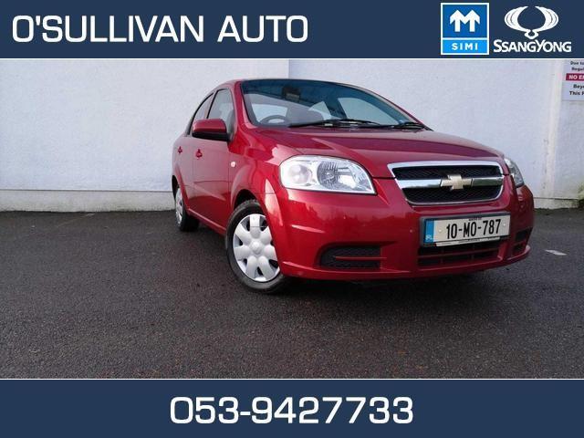2010 Chevrolet Aveo 12 Ls 1 Ownerlow Mileagenct 2020