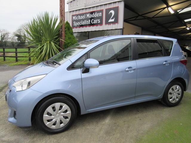 2011 Toyota Verso-S 1.3 Petrol