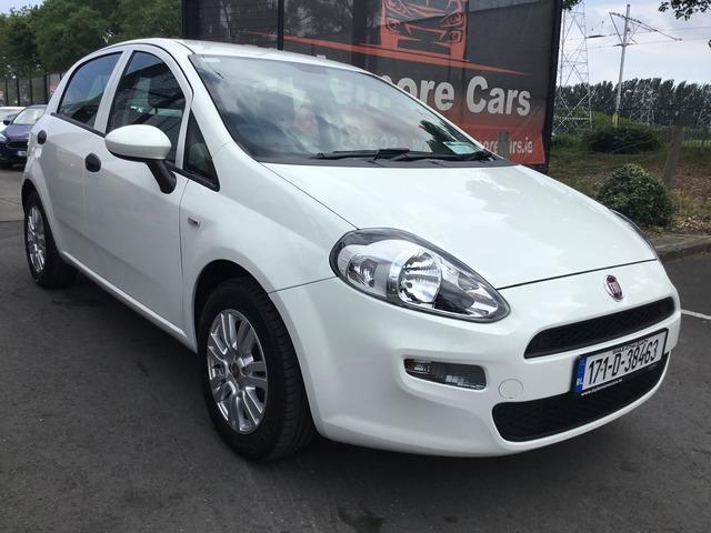 2017 Fiat Punto 1.2 Petrol