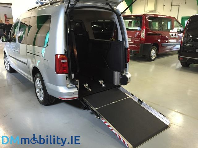 2021 Volkswagen Caddy Maxi Life 2.0L Diesel from Donal ...
