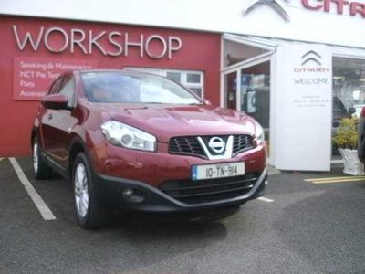 Photos of 2010 Nissan QASHQAI 1.5L Manual