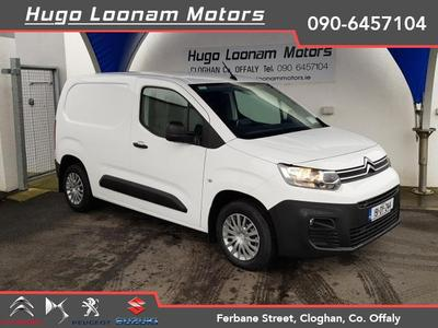 Photos of 2019 Citroen Berlingo CITROEN BERLINGO 1.6L Manual