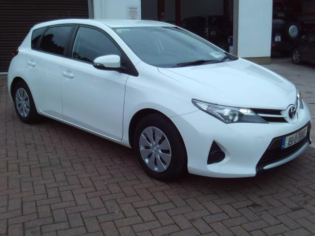 Toyota Auris D4d Tr 26 Per Week Terrific Ie