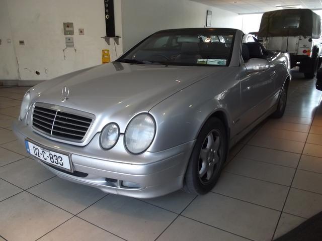 2002 mercedes benz clk 200 auto kompressor elegance price for Mercedes benz loan rates