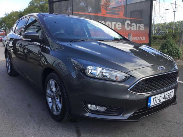 2017 Ford Focus 1.5 Diesel