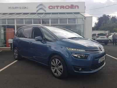 Photos of 2016 Citroen GRAND C4 PICASSO 1.6L Manual