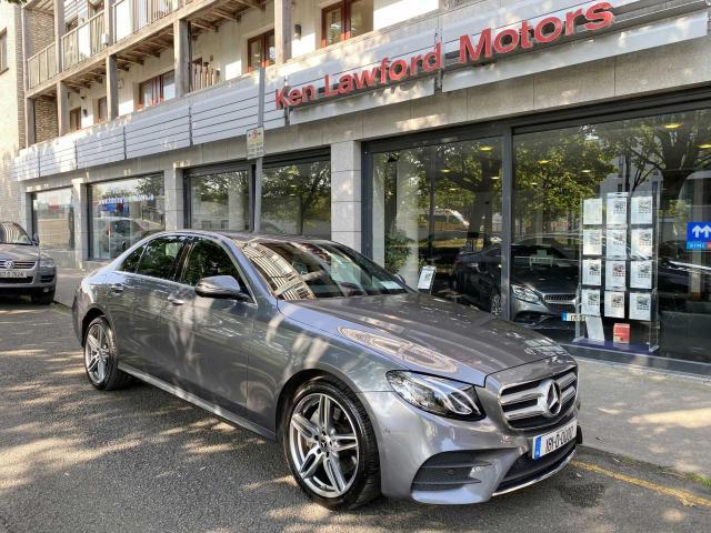 2018 Mercedes-Benz E Class E 220d 4MATIC AMG Line Auto