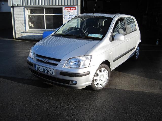 2005 Hyundai Getz 11 Cdx Price 1850 11 Petrol For Sale In