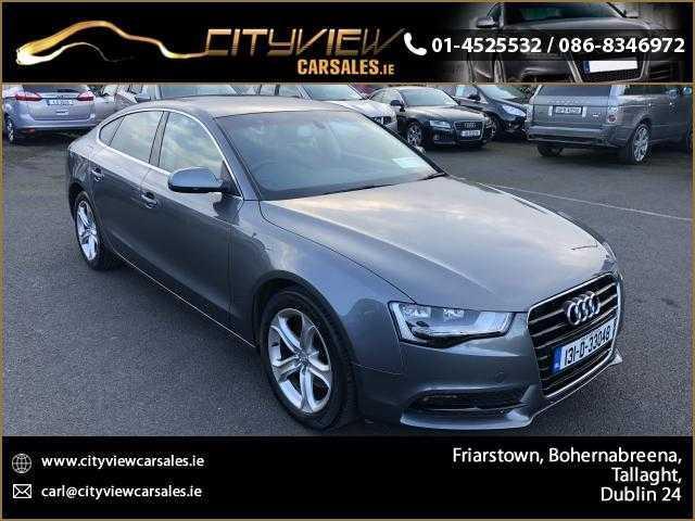 2013 Audi A5 2.0 Diesel
