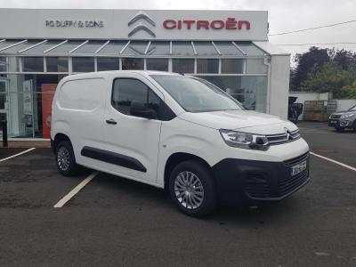 Photos of 2020 Citroen BERLINGO 1.5L Manual