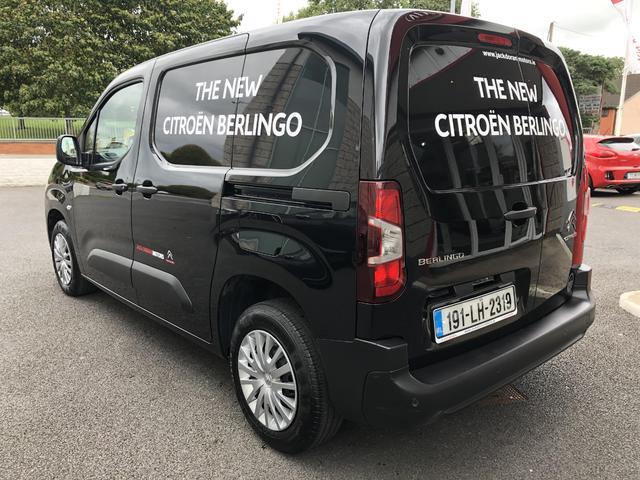 Photos of Citroen Berlingo