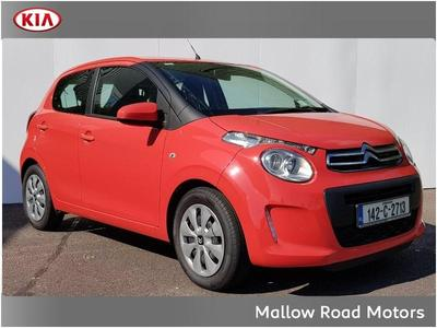 Photos of 2014 Citroen C1 1.0L Manual