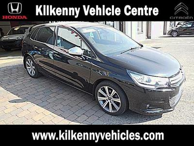 Photos of 2015 2015 Citroen C4 1.6 Bluehdi 100 Flair 2015 CITROEN C4 1.6 BLUEHDI 100 FLAIR 1.6L Manual