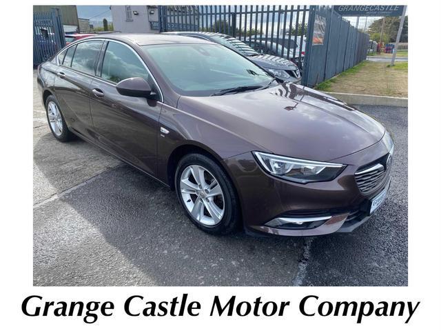 2018 Opel Insignia SRI NAV 1.6 TURBO D SAT NAV LOW KMS