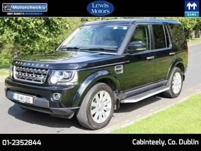 Image 5 for Land Rover Discovery 5 SEAT UTILITY, FULL LAND ROVER SERVICE HISTORY, PRICE PLUS VAT **FINANCE AVAILABLE**