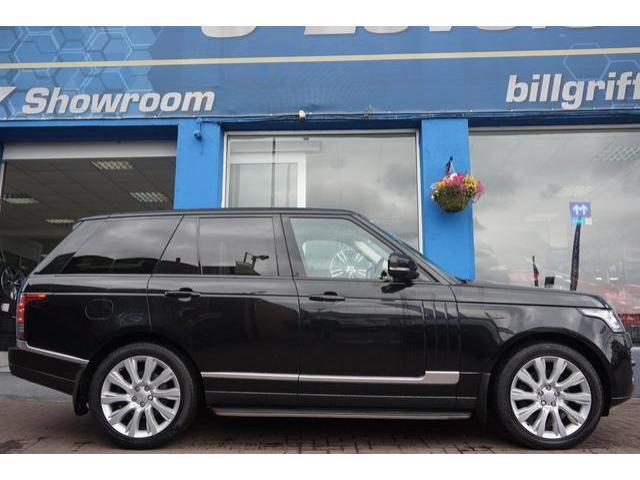 2015 151 Land Rover Range Rover Vogue 3 0 Tdv6 Hse Luxuxy 2