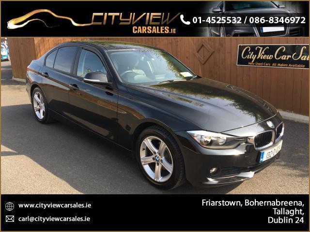 2013 BMW 3 Series 2.0 Diesel