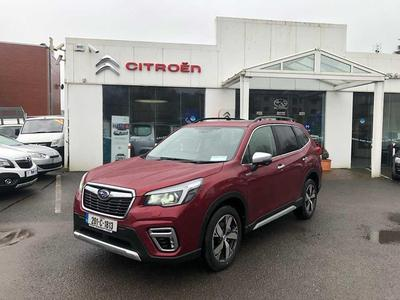 Photos of 2020 Subaru FORESTER 2.0L Automatic