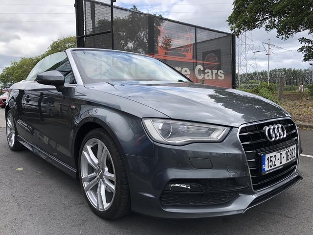 2015 Audi A3 1.6 Diesel