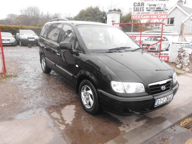 2007 hyundai trajet 2 0i gls new nct price u20ac1 995 2 0 petrol for rh carsireland ie hyundai trajet user manual pdf Hyundai Terracan