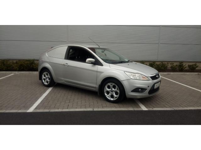 2009 Ford Focus Van Nt Style 1 8d 115ps 2dr Price 2 950 1 8