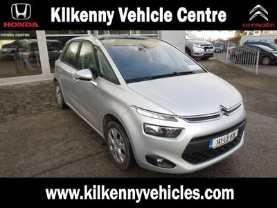Photos of 2014 2014 Citroen C4 Picasso 1.6 Hdi Vtr + 90Hp 2014 CITROEN C4 PICASSO 1.6 HDI VTR + 90HP 1.6L Manual