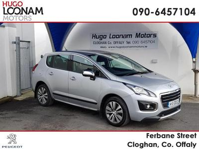 Photos of 2014 Peugeot 3008 1.6L Manual