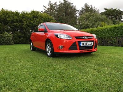 Image 3 for Ford Focus 1.6 TDCI Zetec ECO S/S 113BHP 5DR