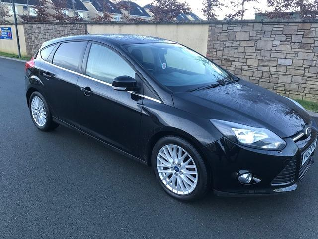 2012 Ford Focus 1.0 ECOBOST ZETEC 100PS