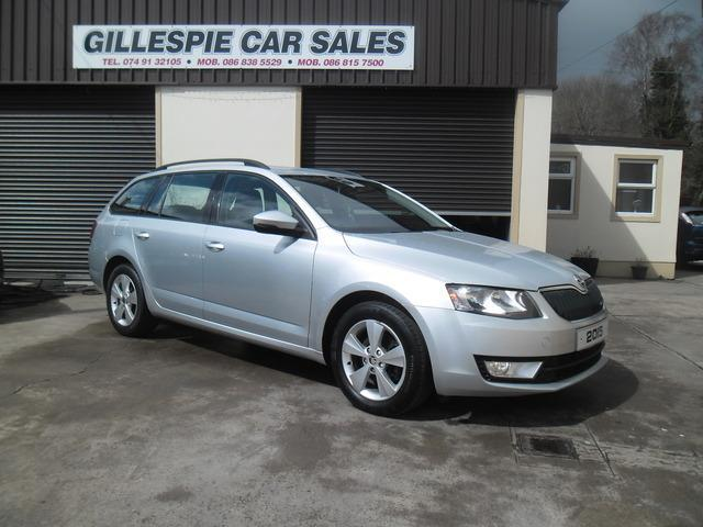 2015 skoda octavia 1.6 tdi cr greenline 110ps, price: €poa 1.6