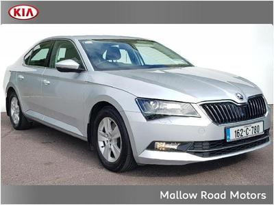 Photos of 2016 Skoda SUPERB 1.6L Automatic