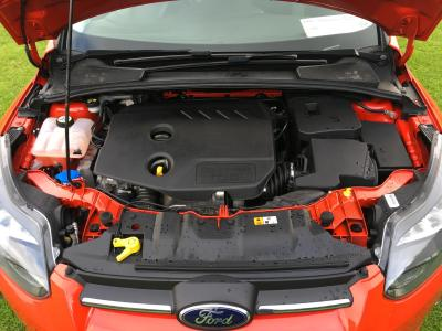 Image 19 for Ford Focus 1.6 TDCI Zetec ECO S/S 113BHP 5DR