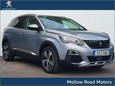 Photos of 2017 Peugeot 3008 1.6L Manual