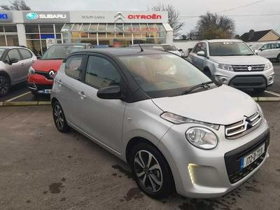 Photos of 2017 Citroen C1 1.0L Manual