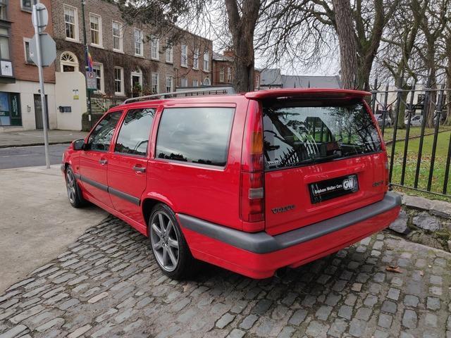 1996 Volvo 850 - Image 5