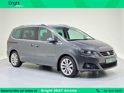 Photos of 2018 Seat ALHAMBRA 2.0L Automatic