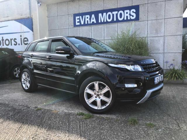 Evra Motors - 2013 Land Rover Range Rover Evoque