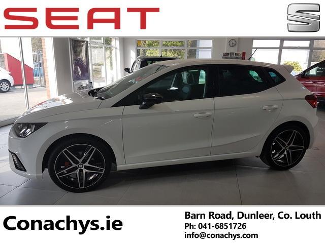 2018 (182) seat ibiza 1.5tsi 150hp fr *0% finance arranged on this