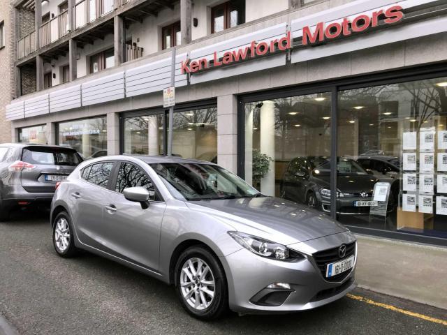 2016 Mazda Mazda3 1.5 SKYACTIV-G 100PS SE Nav